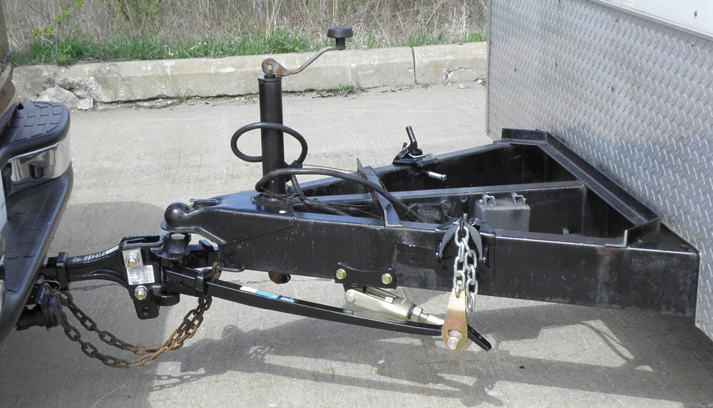 Travel Trailer Towing Stabilizer : Reese straight line trunnion bar hitch jayco rv owners forum