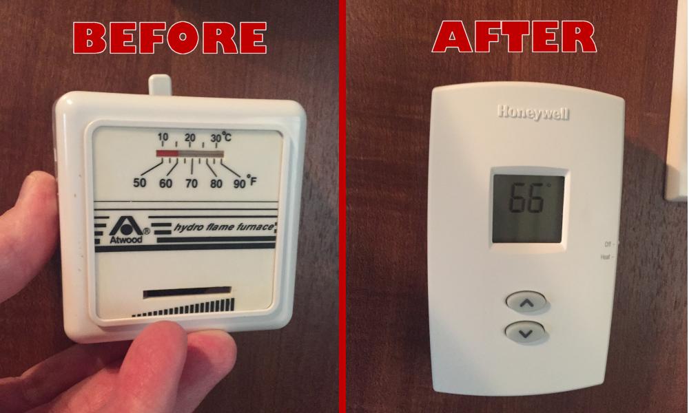 Digital Thermostat Jayco Rv Owners Forum - Imagez co