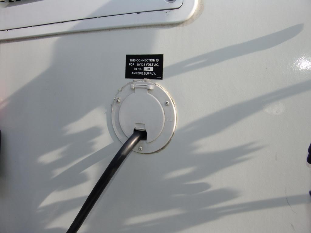Replace Cord Coming From Trailer To Outlet Jayco Rv
