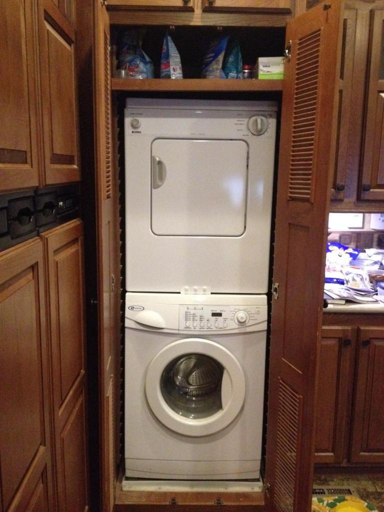 Pinnacle Washer Dryer Prep Pocation Jayco Rv Owners Forum