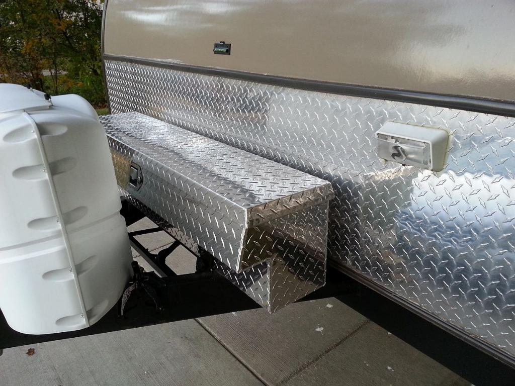 Battery boxes full of water Page 3 Jayco RV Owners Forum