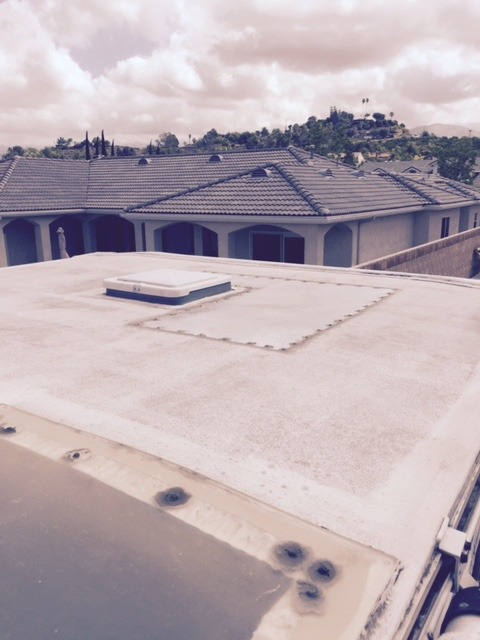 Roof Repair and Maintenance on EPDM Roofs - Jayco RV Owners