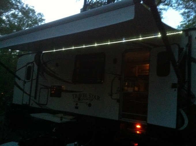 Adding A Remote Control Dimmer To Your Awning Led Lights