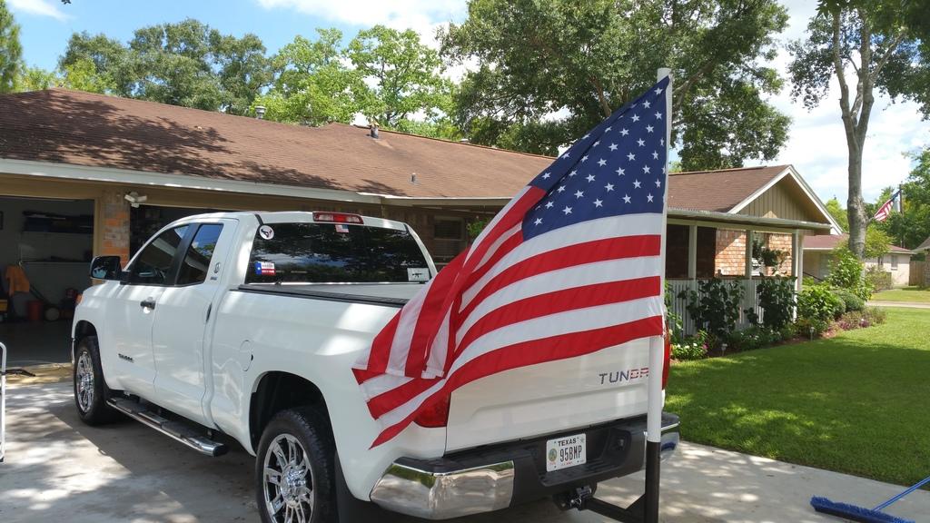 Flag Pole Ideas Jayco Rv Owners Forum