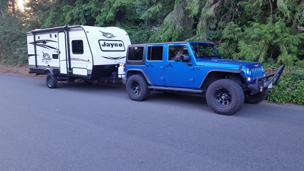 Tow Truck Saskatoon >> Does anyone else tow WITH their Jeep? - Jayco RV Owners Forum