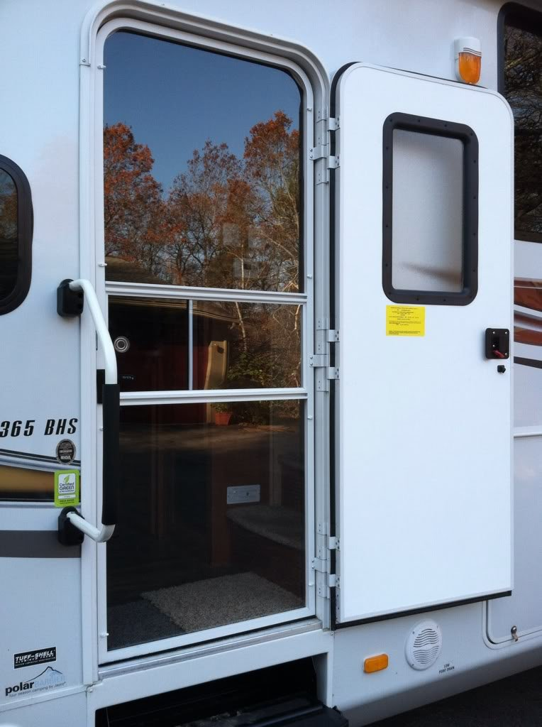 Honeywell Thermo Amp Storm Window S In Screen Door Jayco