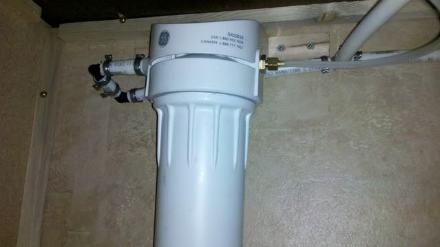 Filtered Water Faucet Jayco Rv Owners Forum