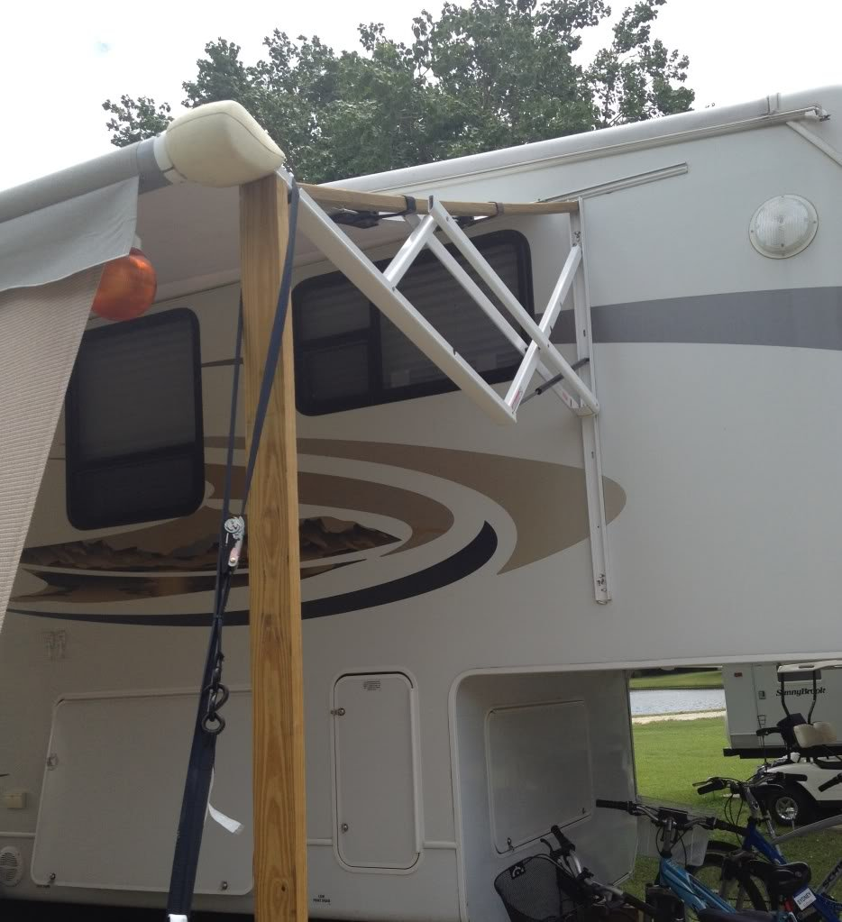 Securing Awning In Wind Jayco Rv Owners Forum
