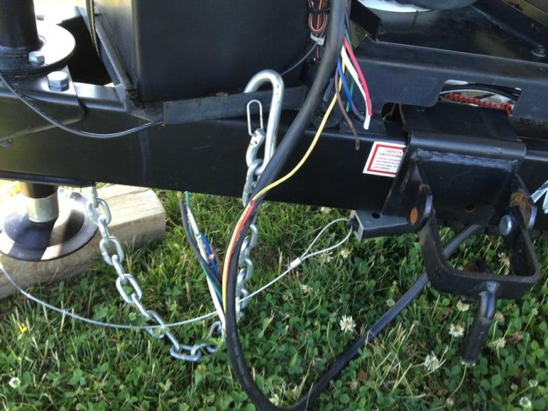 Replacing 7 pin plug - Jayco RV Owners Forum on