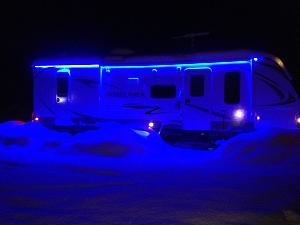 Electric Awning LED lights to bright - Jayco RV Owners Forum on