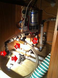 Understanding plumbing system - Jayco RV Owners Forum