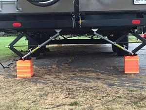 Jt Strong Arm Stabilizer Install Question Jayco Rv