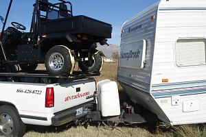 Golf cart in truck bed while towing - Jayco RV Owners Forum Camper Rack For Golf Cart Back on racks for utvs, racks for four wheelers, racks for storage, racks for books, racks for doors, hunting golf carts,