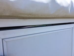 Gap above door - Jayco RV Owners Forum