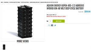 LiFePO4 29 lbs RV Battery - Jayco RV Owners Forum