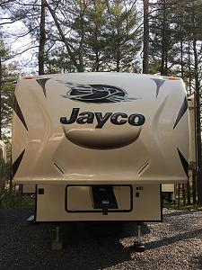 Front Decal - custom vinyl options? - Jayco RV Owners Forum
