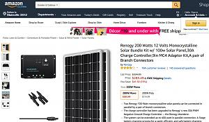 SOLAR - RENOGY 200 Watt Kit 283 dollars.jpg