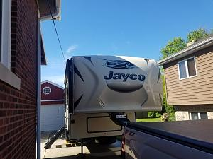 Oxidation on Cap 2016 Eagle Fifth Wheel - Page 2 - Jayco RV