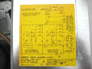 spp6 wiring diagram ford 900 wiring diagram will a supco spp6 hard start capacitor help me? pics of my ... #8