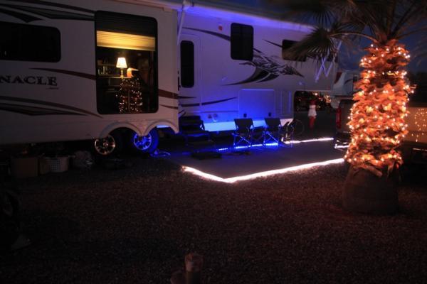 2014 Xmas in Casa Grande, AZ