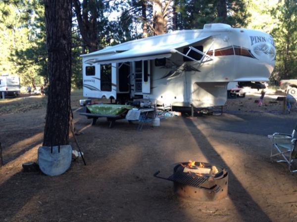 Merrill CG Eagle Lake, Susanville, CA.