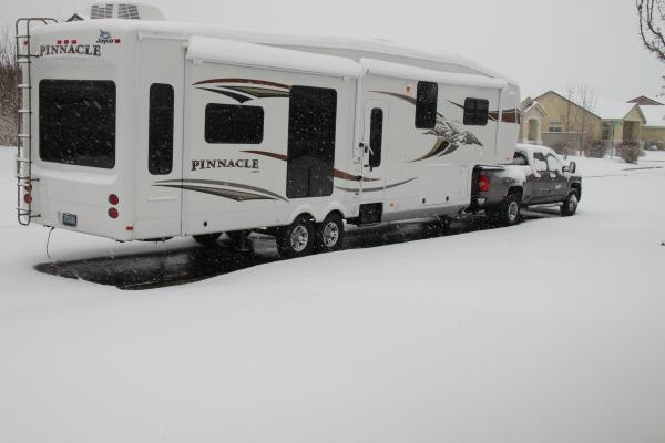 Leaving home in Reno for Casa Grande, AZ