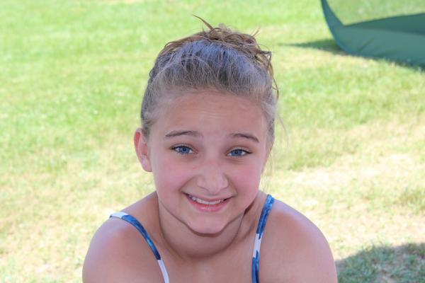 Savana my now 13 year old Grand daughter