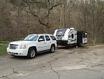 Camping at Montauk State Park, MO