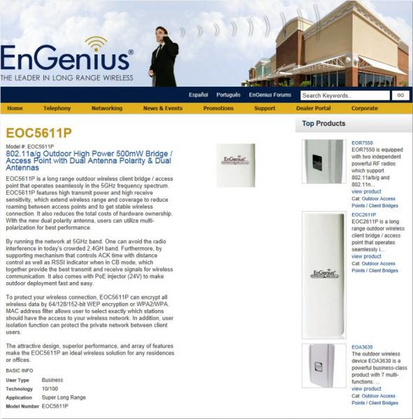 EnGenius EOC5611P