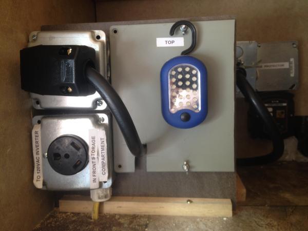 10ShorePower or Inverter