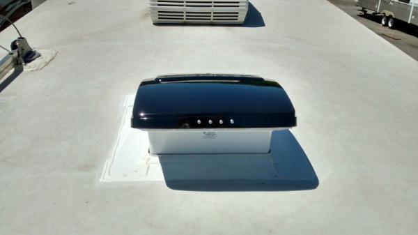 MaxxAir Fan installed in kitchen area