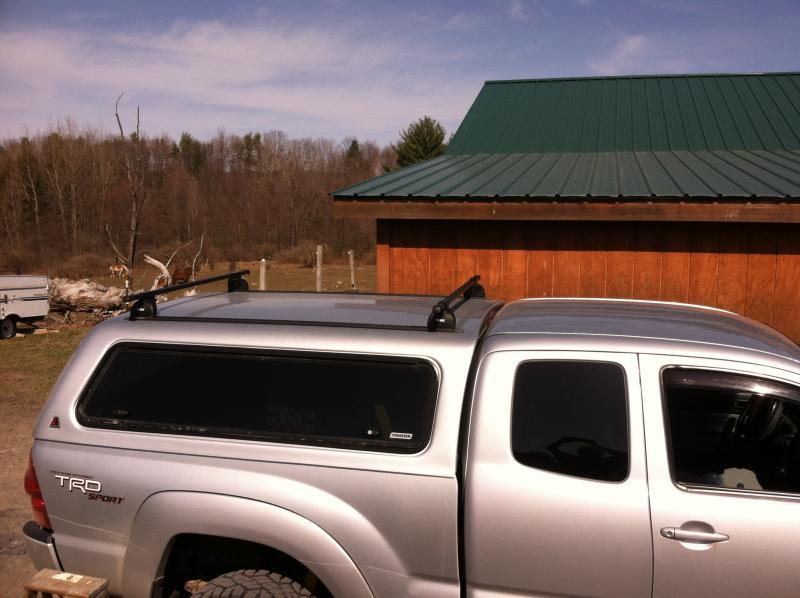 Thule roof rack 005