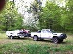 Jayco Baja 10G and Polaris Sportsman 500 023