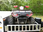 Jayco Baja 10G and Polaris Sportsman 500 019
