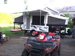 Jayco Baja 10G and Polaris Sportsman 500 027