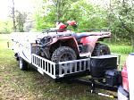 Jayco Baja 10G and Polaris Sportsman 500 009