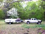 Jayco Baja 10G and Polaris Sportsman 500 021