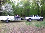 Jayco Baja 10G and Polaris Sportsman 500 006