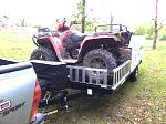 Jayco Baja 10G and Polaris Sportsman 500 015