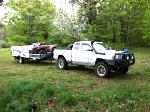 Jayco Baja 10G and Polaris Sportsman 500 008