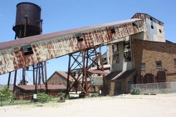 Park Hill, MO mine historical site