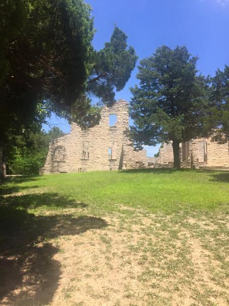 Ha Ha Tonka SP castle ruins
