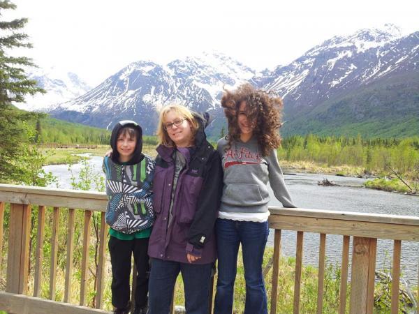 Eagle River Nature Center in Eagle River Alaska