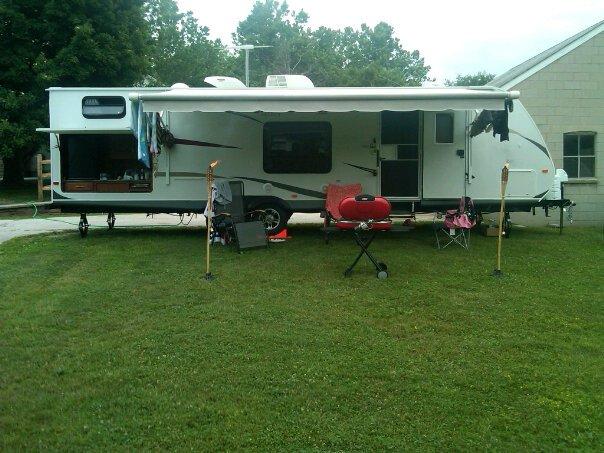 Jayco camper