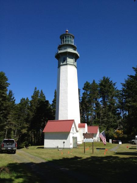 Greys Harbor Lighthouse Westport, WA
