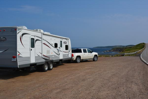Heading to Chéticamp and Cabot Trail
