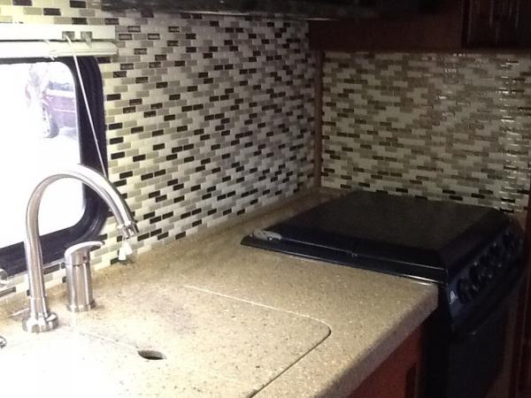 Smart tiles installed by Rosie