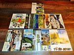 brochures of all my Jaycos