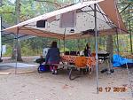 Coleman 13 x 13 Instant Eaved Shelter