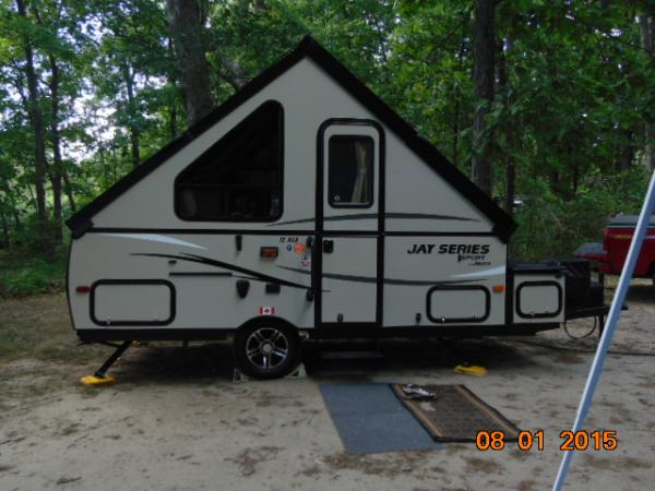 Our new Jayco A-Frame